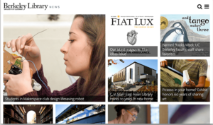 Library News home page